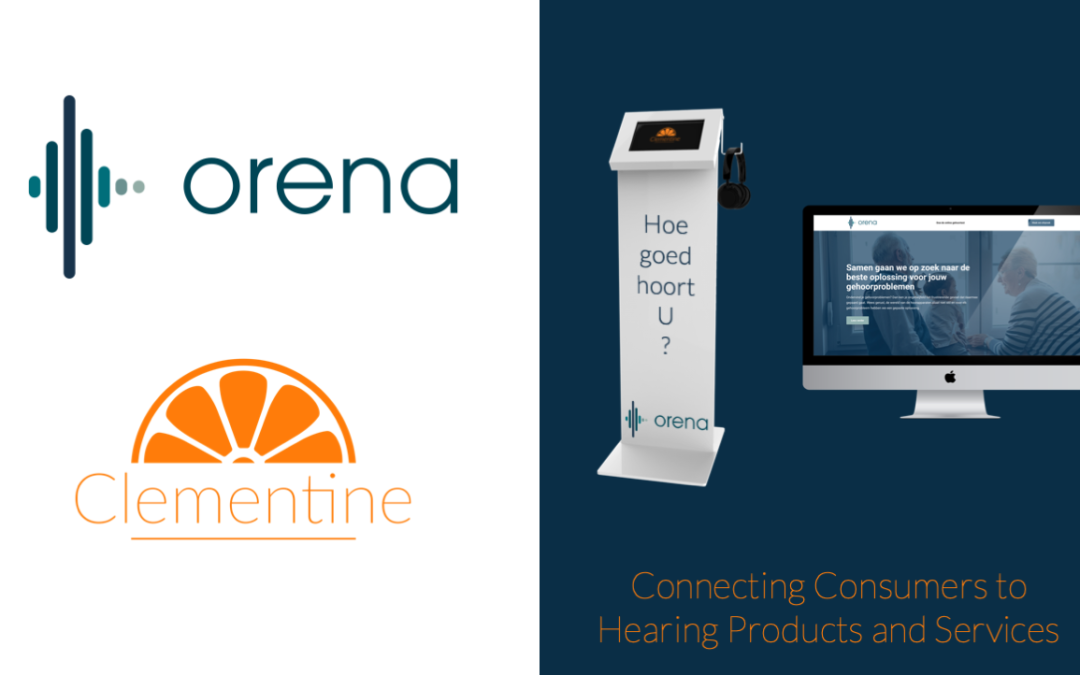 Orena Audio (Belgium) starts using Clementine